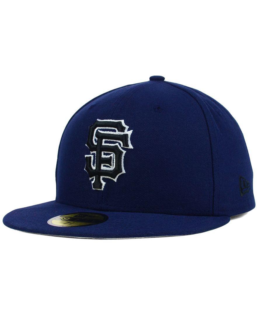 buy online 9850d cf3c6 New Era San Francisco Giants C-Dub 59FIFTY Cap