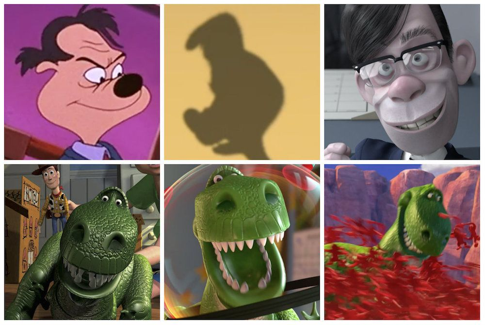 We Bet You Didn't Know These Actors Voice Characters in