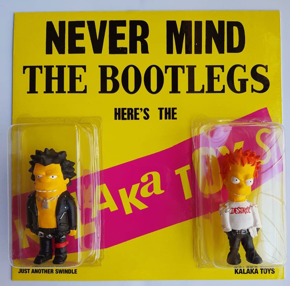 NEVERMIND THE BOOTLEGS from Kalaka Toys! in 2019 | Designer Toys