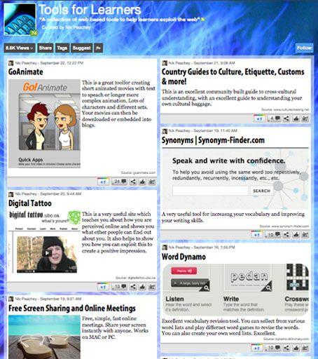 Manera fácil de disponer de un Blog de diseño para publicar.