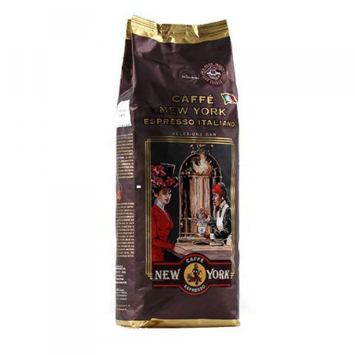 Caffè New York Extra - 1000gr - NewYorkCoffee.de