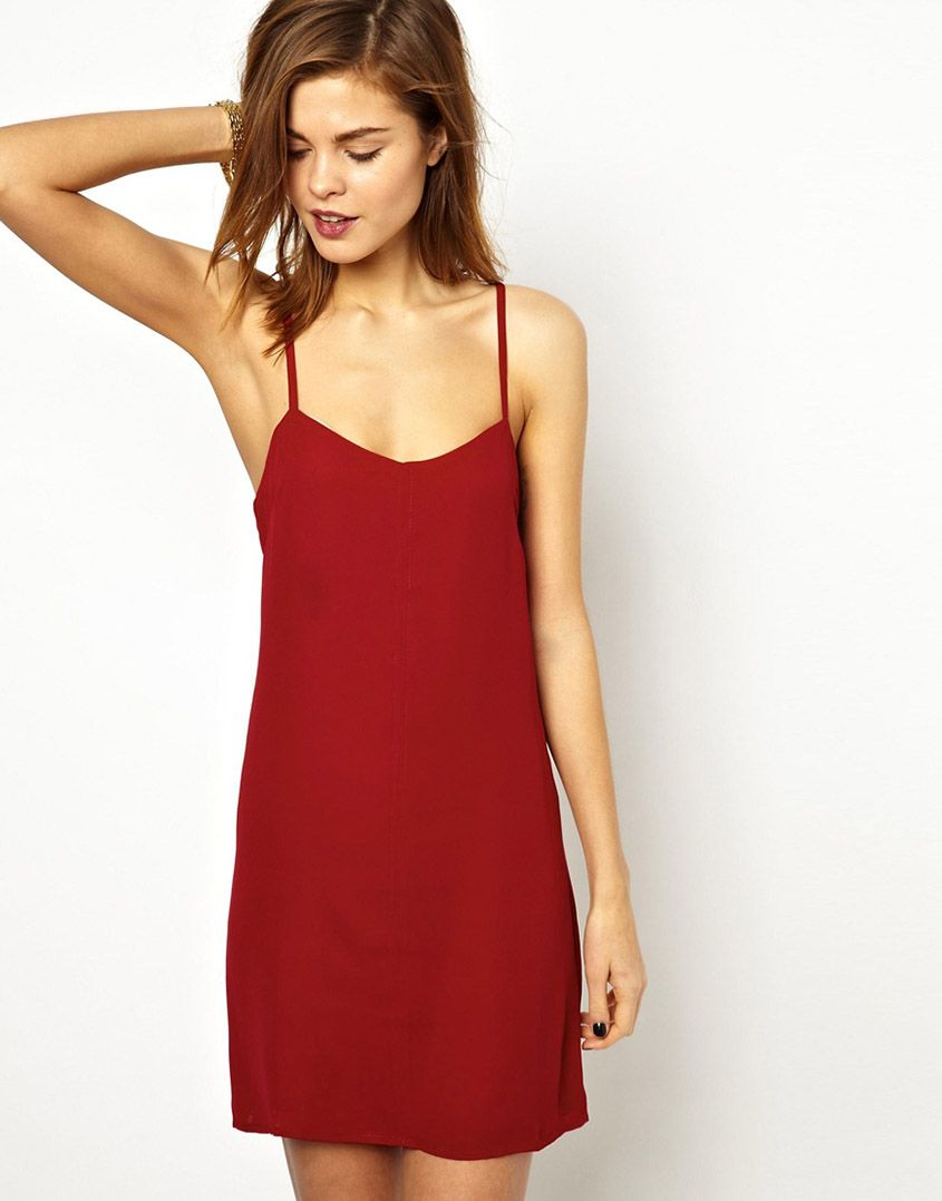 Tired of the little black dress? Time to go red!