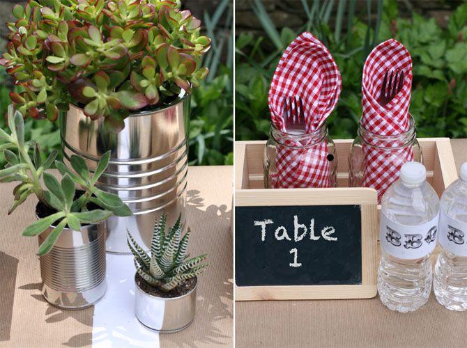 summer bbq table setting & summer bbq table setting | Books Worth Reading | Pinterest | Bbq ...