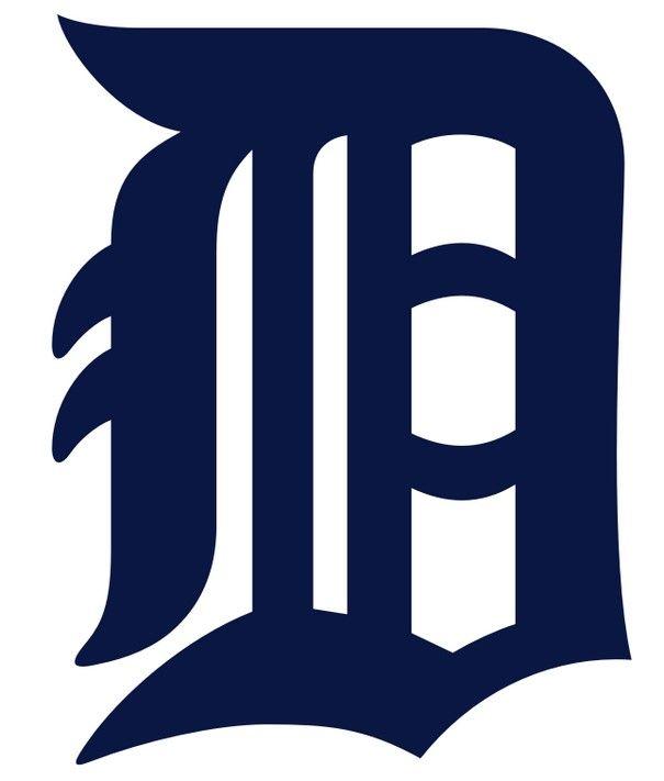 Detroit Tigers Logo | Man Cave ideas | Pinterest | Béisbol