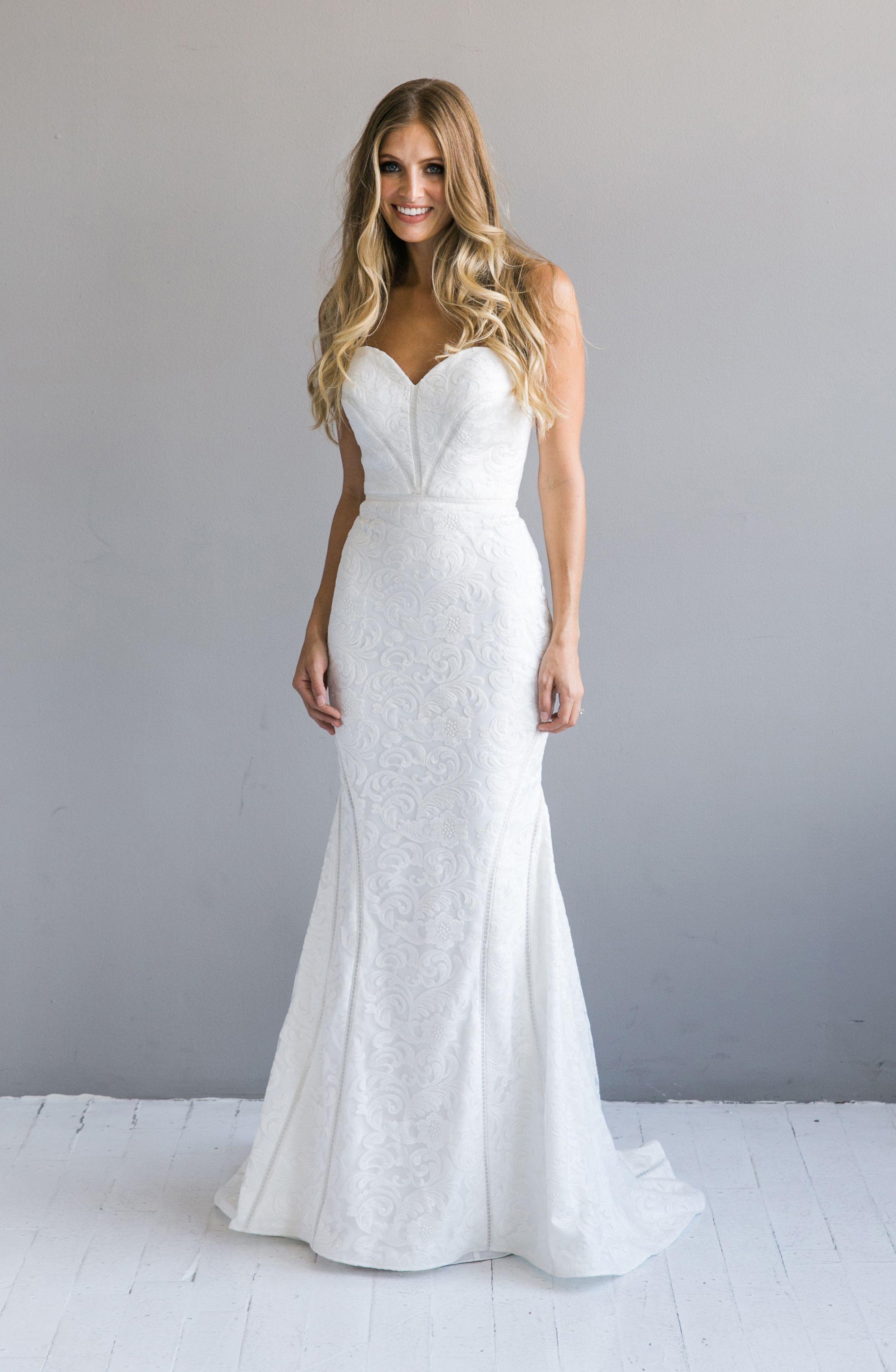Desiree Hartsock Bridal Luna Formal Dresses For Weddings Wedding Dress Trends Wedding Dresses Unique