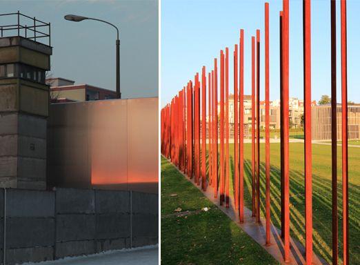 Gedenkstatte Berliner Mauer A Powerful Tribute To The Berlin Wall At Nordbahnhof Berliner Mauer Mauer Gedenken