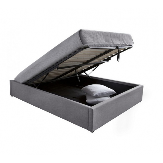 Best Joyce Hydraulic Storage Bed From 448 00 Double Bed 640 x 480