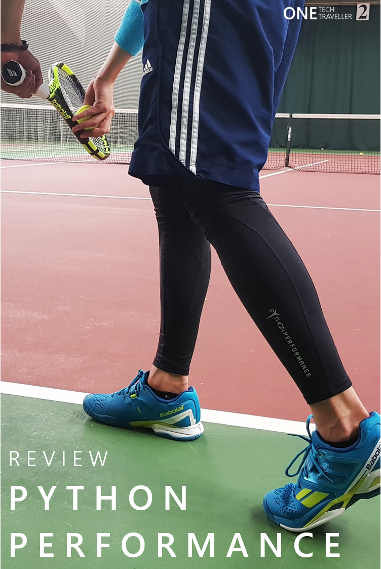The Python Performance full length compression wear