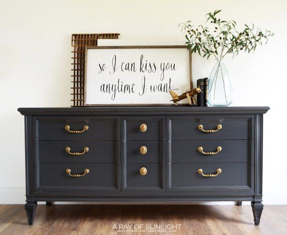 Best Sold Mcm Dark Gray Dresser Mid Century Modern 400 x 300