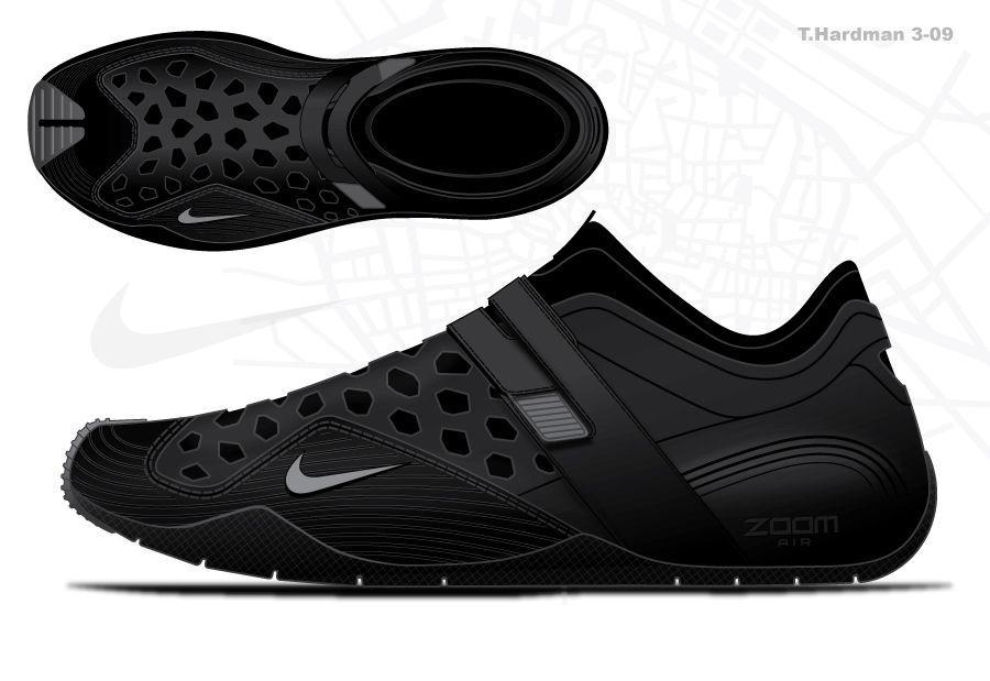 Nike Zoom Carapace concept | sketches | schuhe, Nike schuhe e