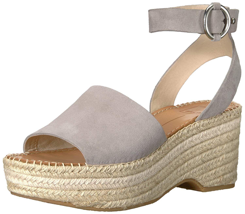 af6f98f0db9 RF ROOM OF FASHION Women s Open Toe Espadrille Lug Sole Summer Slip on Platform  Footbed Slides Sandals