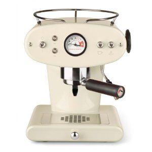 Francis Francis Coffee Machine Ground Coffee Machine
