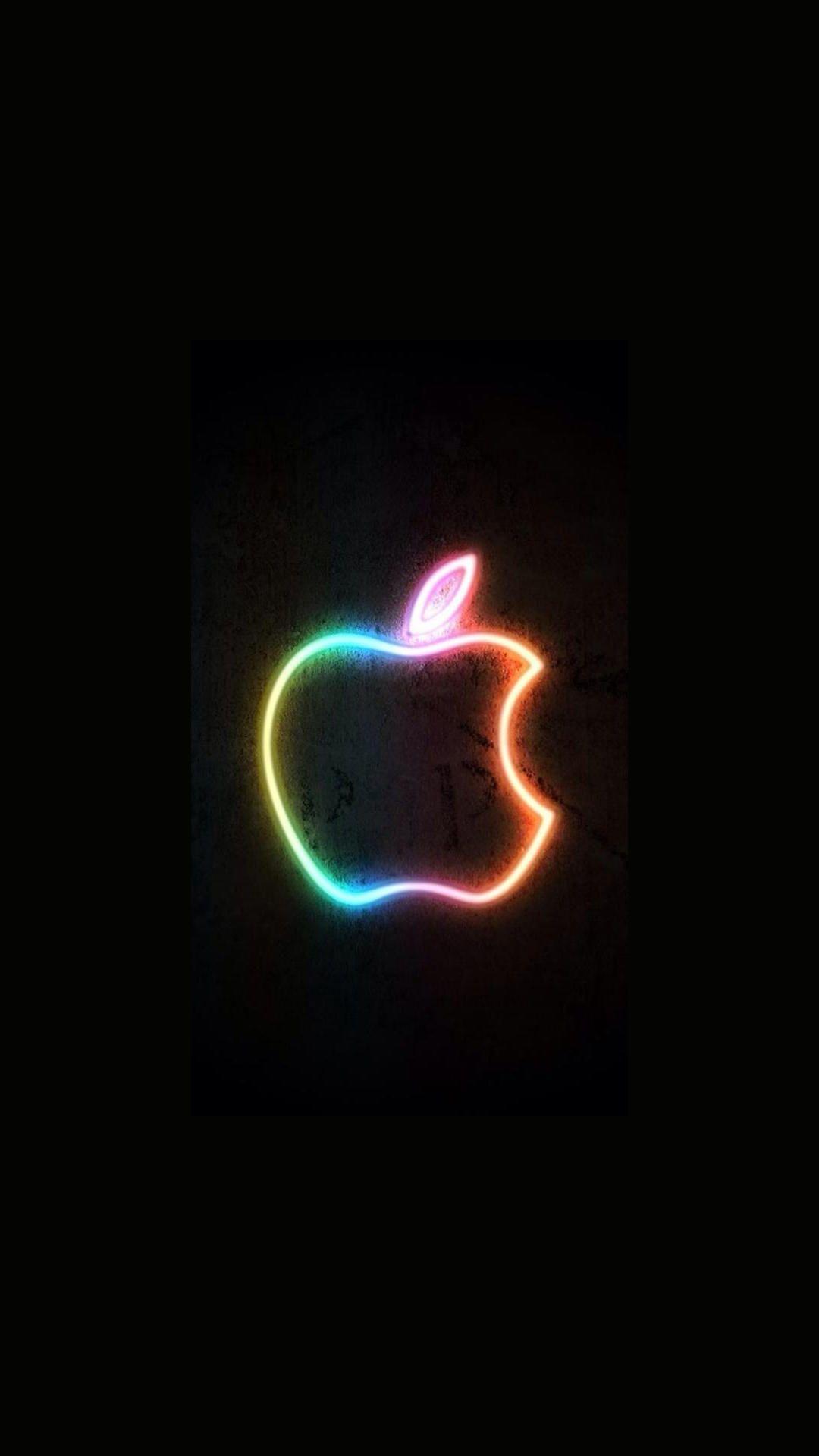 Apple Watch Face Apple logo. applewatch Apple watch