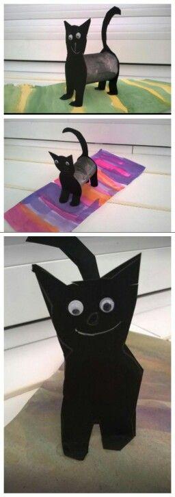 Kissa kirjavalla matolla / päiväkoti 2014