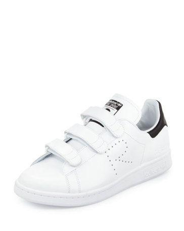 di Stan Smith Whiteblack adidasbyrafsimons Adidas Strap Sneaker Triple shoes Raf Simons dqwtC