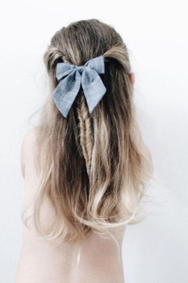 في ٨٢ صورة أفكار تسريحات شعر للبنات في المدرسة Little Girl Haircuts Baby Girl Hair Toddler Hairstyles Girl