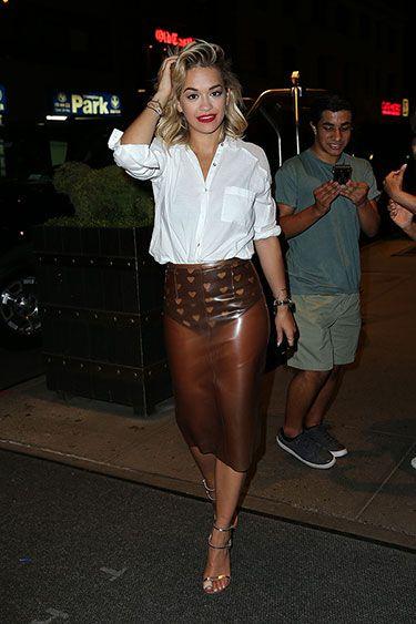 Mr. Blasberg's Best-Dressed List: August 2nd, 2013: Rita Ora