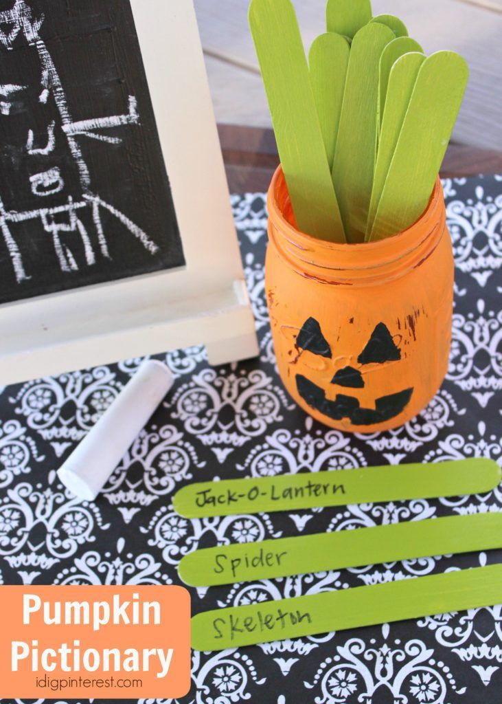 Great Ideas -- 20 Ghoulish Halloween Party Ideas! #halloweenpartygamesforkids