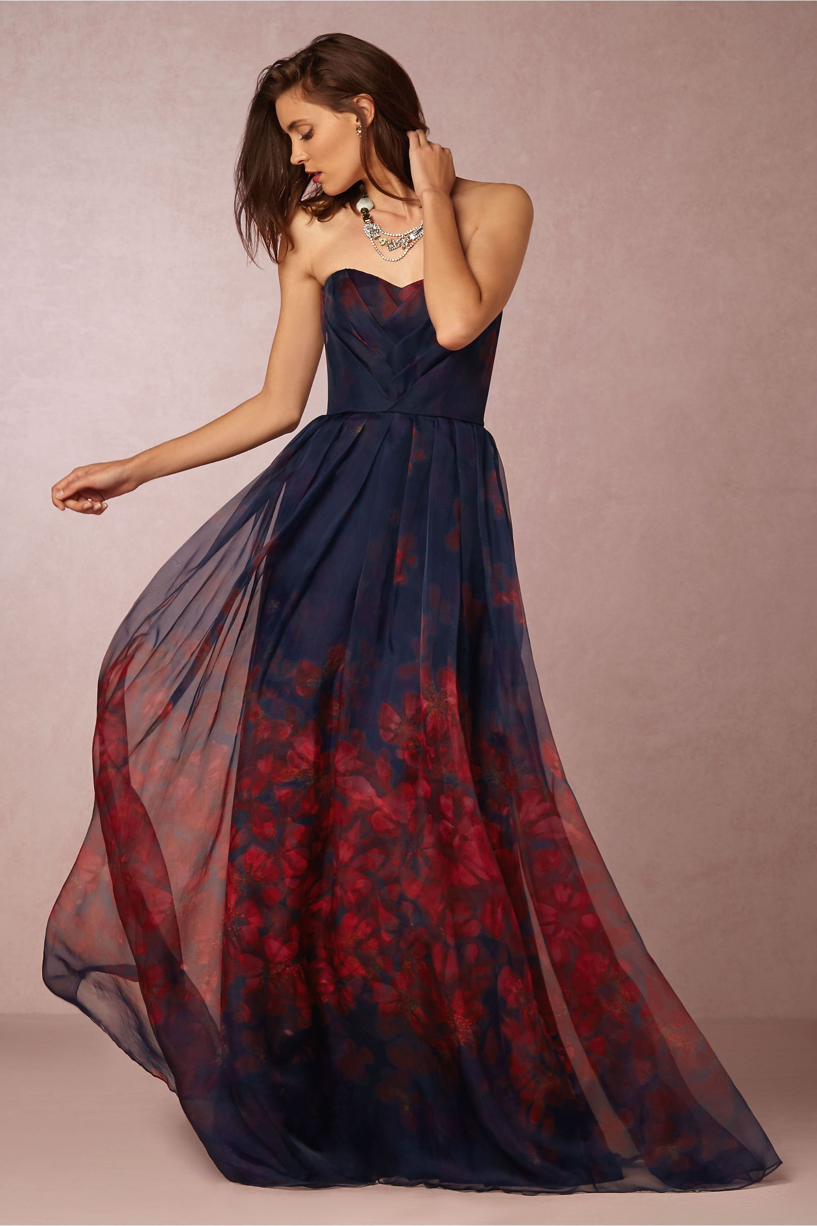 Olivia Gown by Mark Badgley and James Mischka at BHLDN   Apparel ...