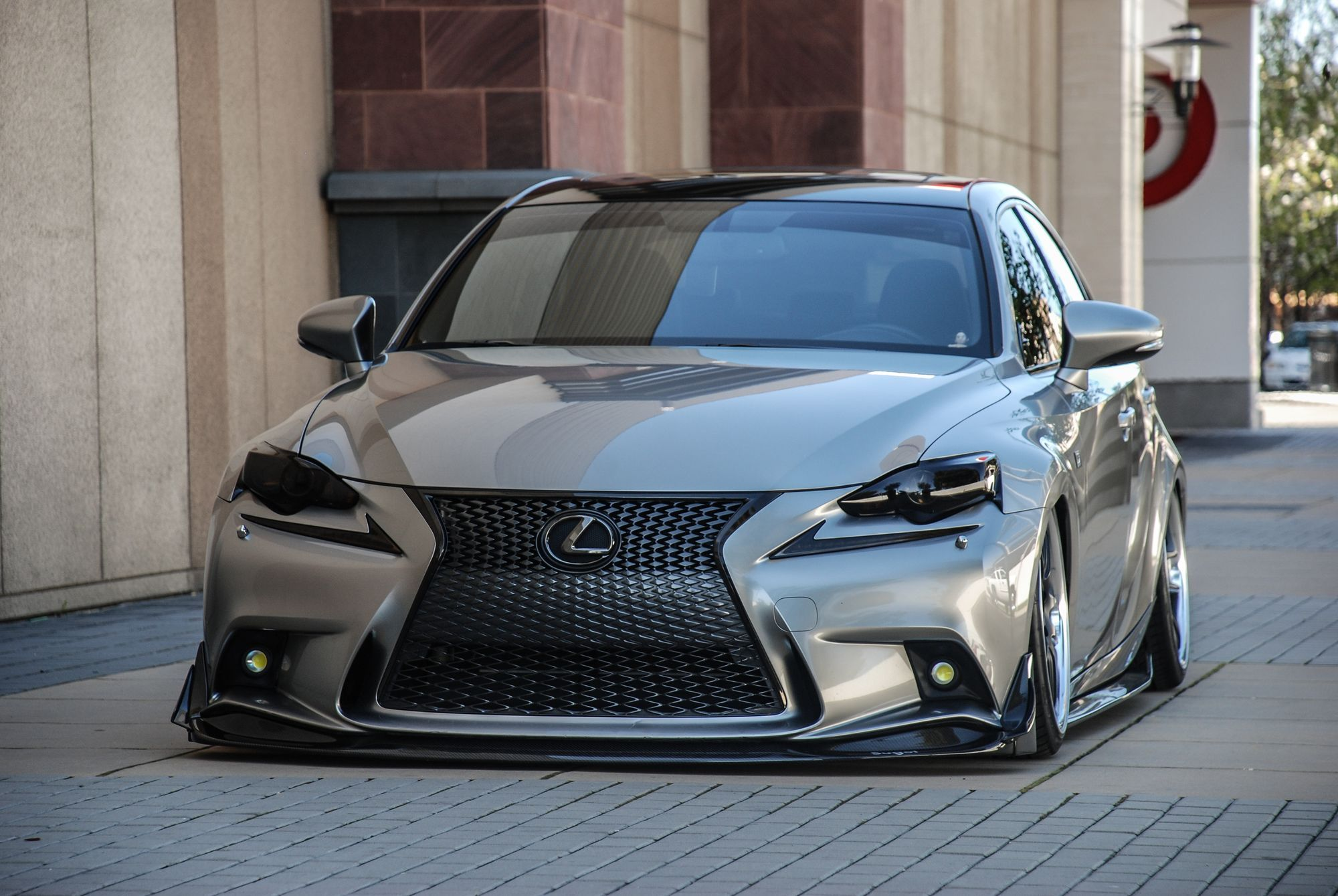 Build A Lexus >> Aquguam Is350 F Sport Atomic Silver Build Page 16