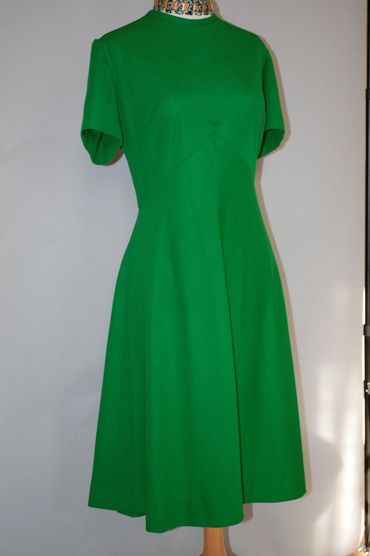 Vintage 60s Bright Green Mod Shift Dress A Line Dress Etsy A Line Dress Shift Dress Dresses [ 1500 x 997 Pixel ]