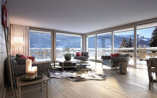 Modern chalet :) #home #decor