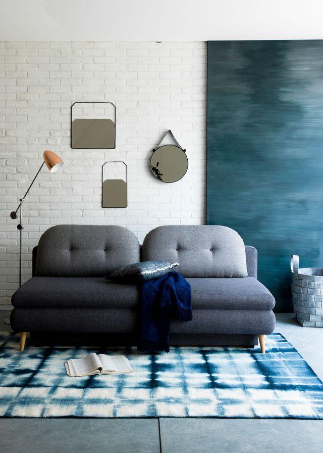 Petit Canapé Places Convertible Les Meilleurs Modèles Pour Votre - Canapé convertible scandinave pour noël modele de chambre a coucher