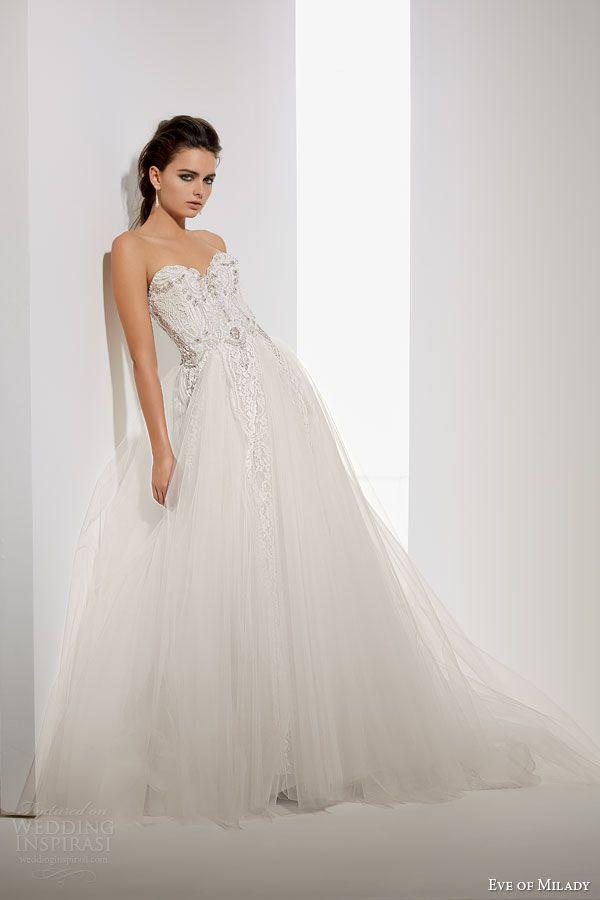 Eve of Milady & Amalia Carrara Wedding Dresses | Eve of milady ...