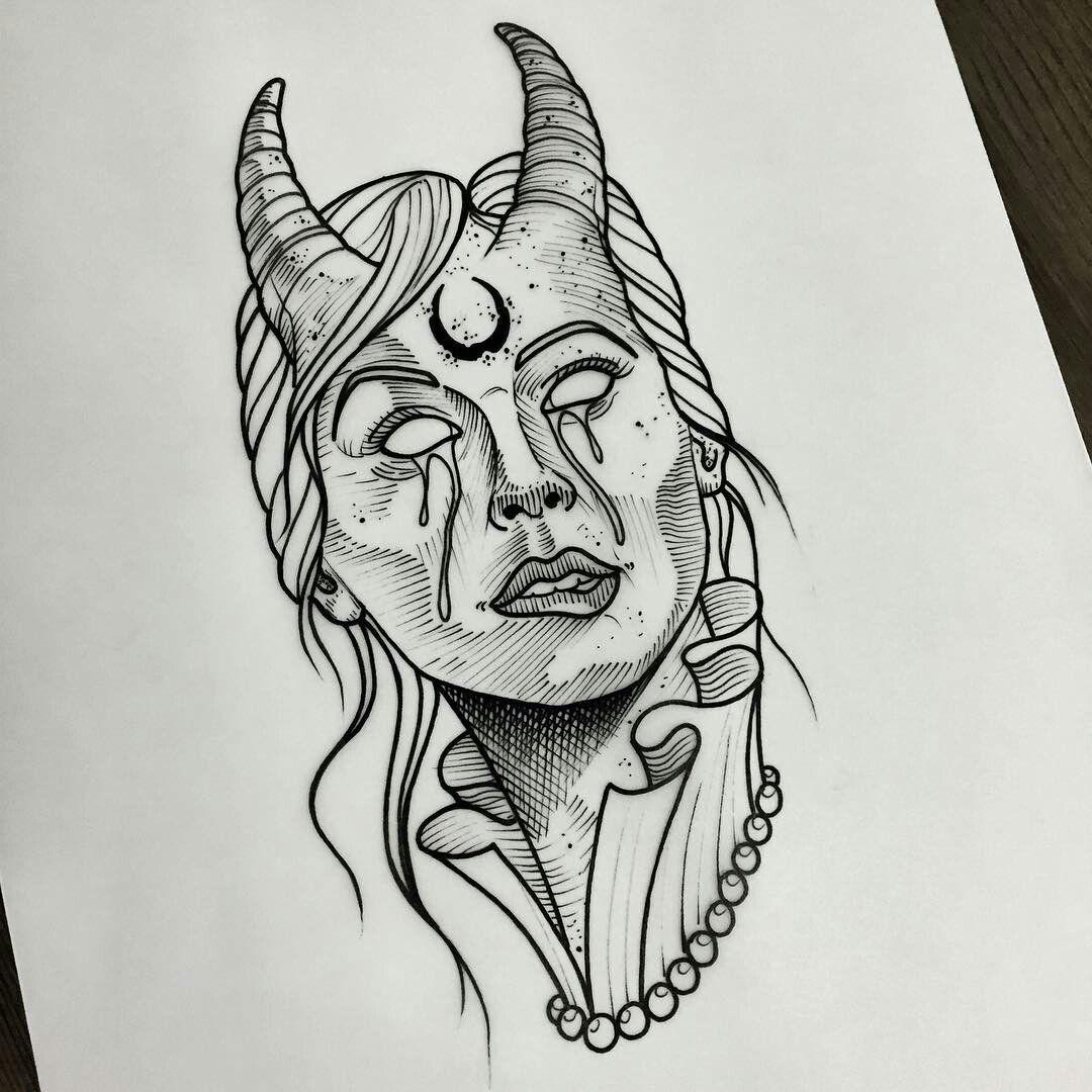 Pingl par ida ekholm sur tattoo sketches pinterest dessin tatouages femme et id e dessin - Catalogue tatouage femme ...
