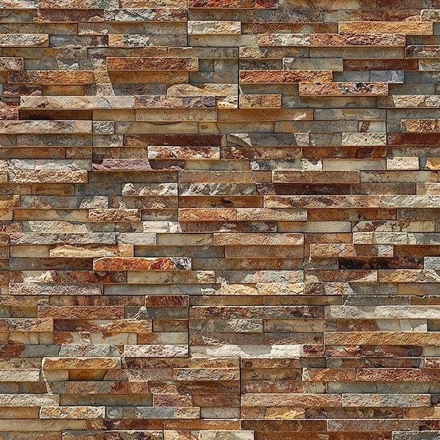 Best Stacked Stone Tile Panels | Façade | Pinterest | Stone walls ...