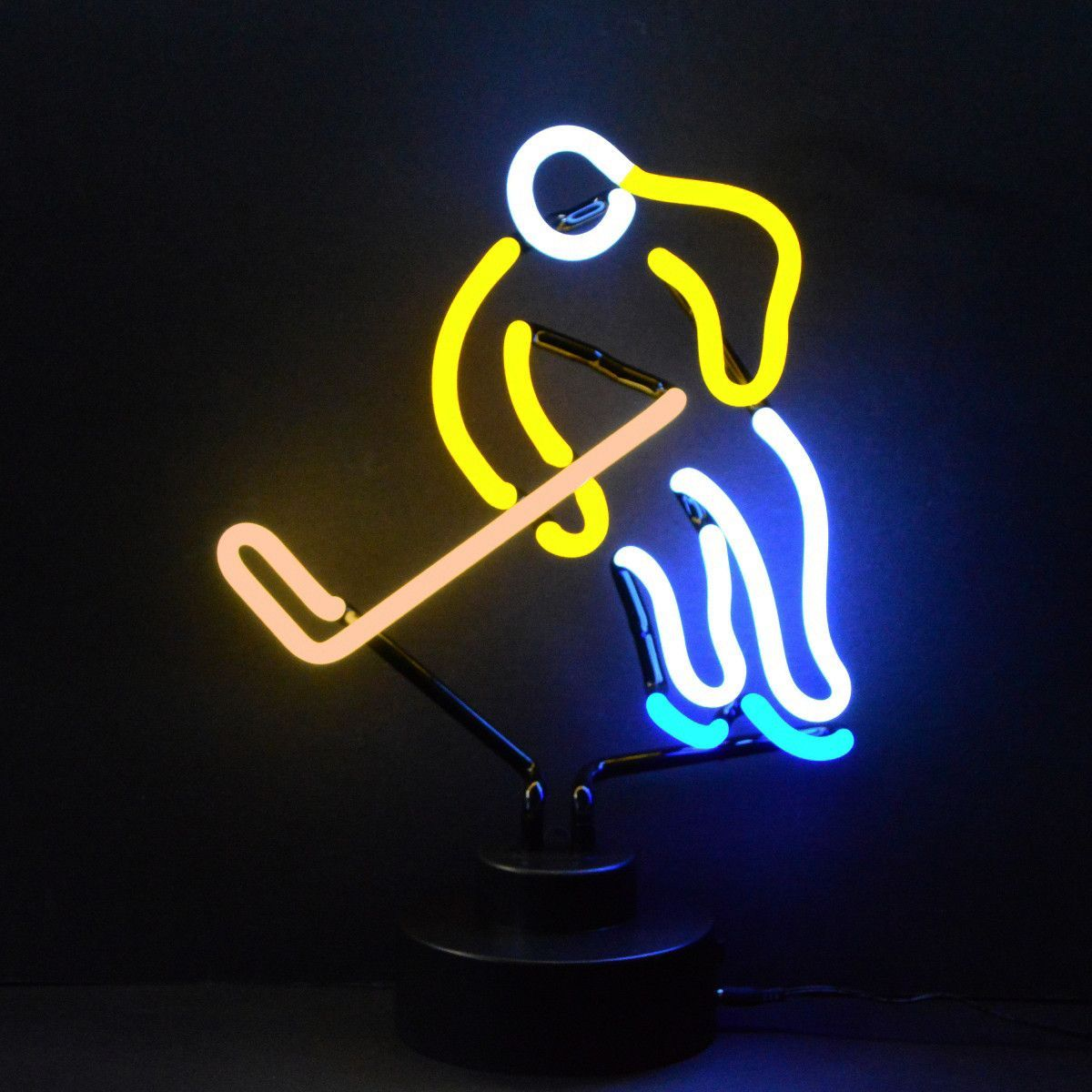 Hockey Neon Sculpture Neon Signs Neon Funky Decor