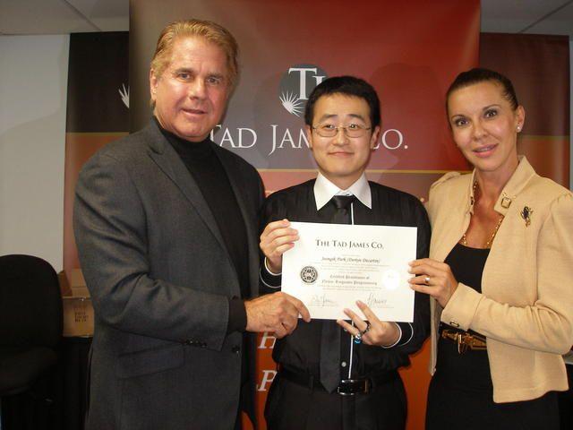 NLP Practitioner Certification Training: Sydney, Australia  Date: May 2011    #NLP #NLPPractitioner #TadJamesCo   #TadJames #AdrianaJames #DeriynD