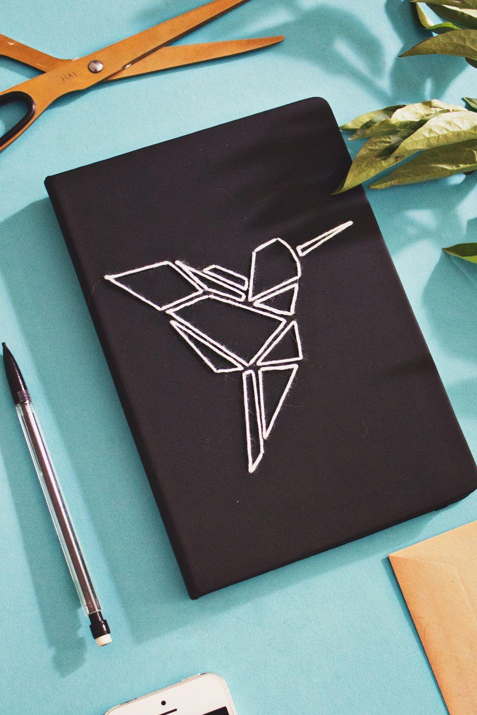 Diy diy notebook cover diy notebook diy origami