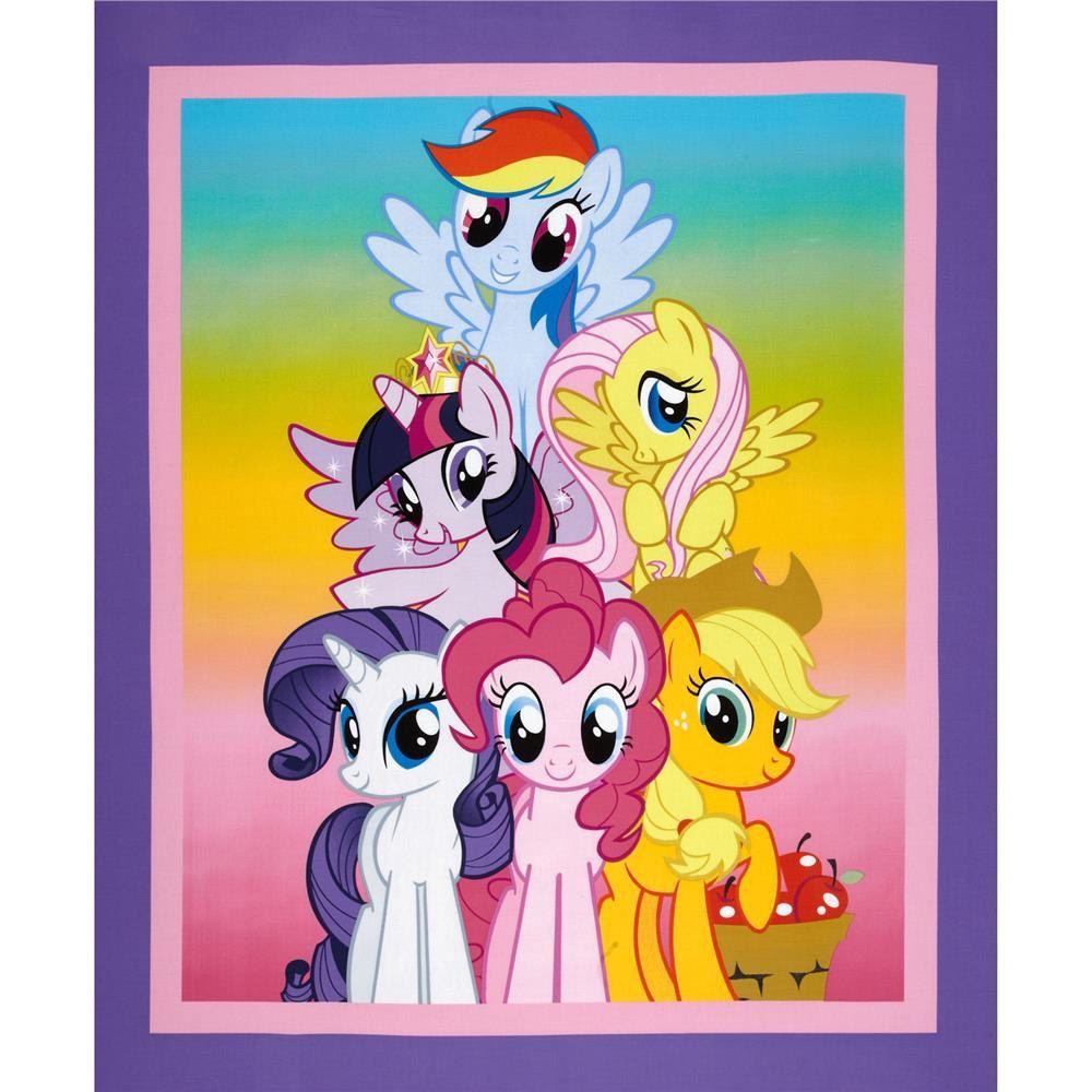 my little pony minky blanket  my little pony fabric
