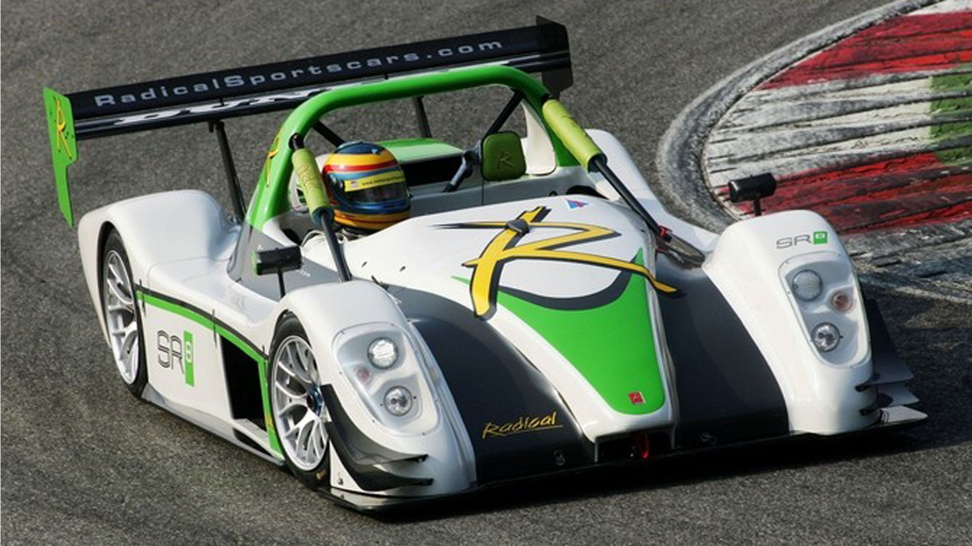 2012 Radical SR8 RX is going to release a car from a company that ...