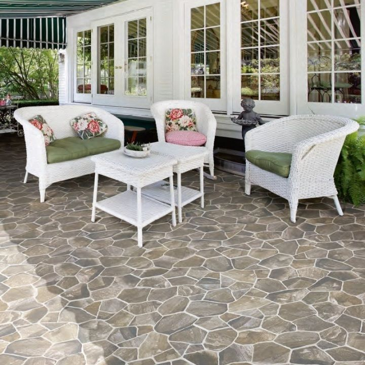 These Interlocking Floor Tiles Are Perfect For Anyone Laying Floor