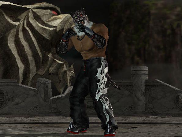 Armor King Player Two Outfit Tekken 5 Dark Resurrection Jpg
