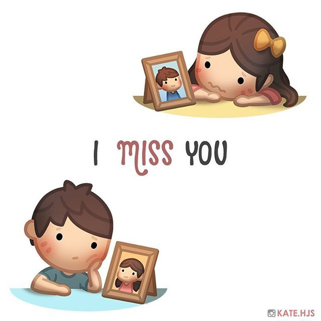 I miss you .. #hjstory #like #missyou #love #cute