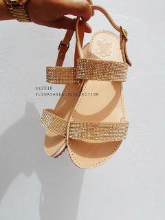 2627209abbc elenas sandals: Σανδάλια 2016 | ideas | Sandals, Gladiator sandals y ...