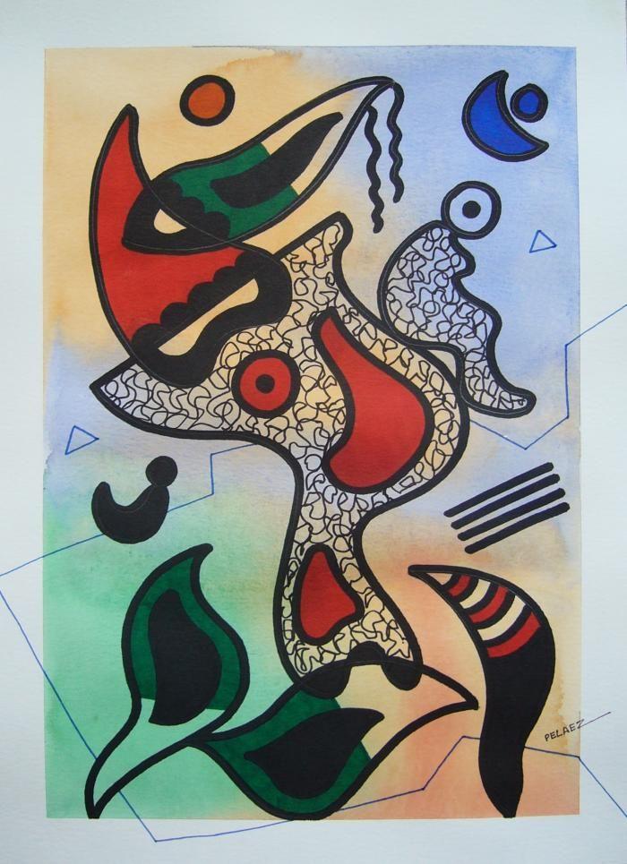 Guía Arte Contemporáneo | ArtDiscover | Dibujos abstractos