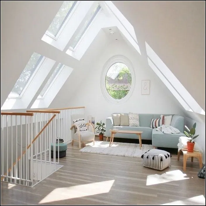 135 Clever Use Of Attic Room Design And Remodel Ideas 36 Loft