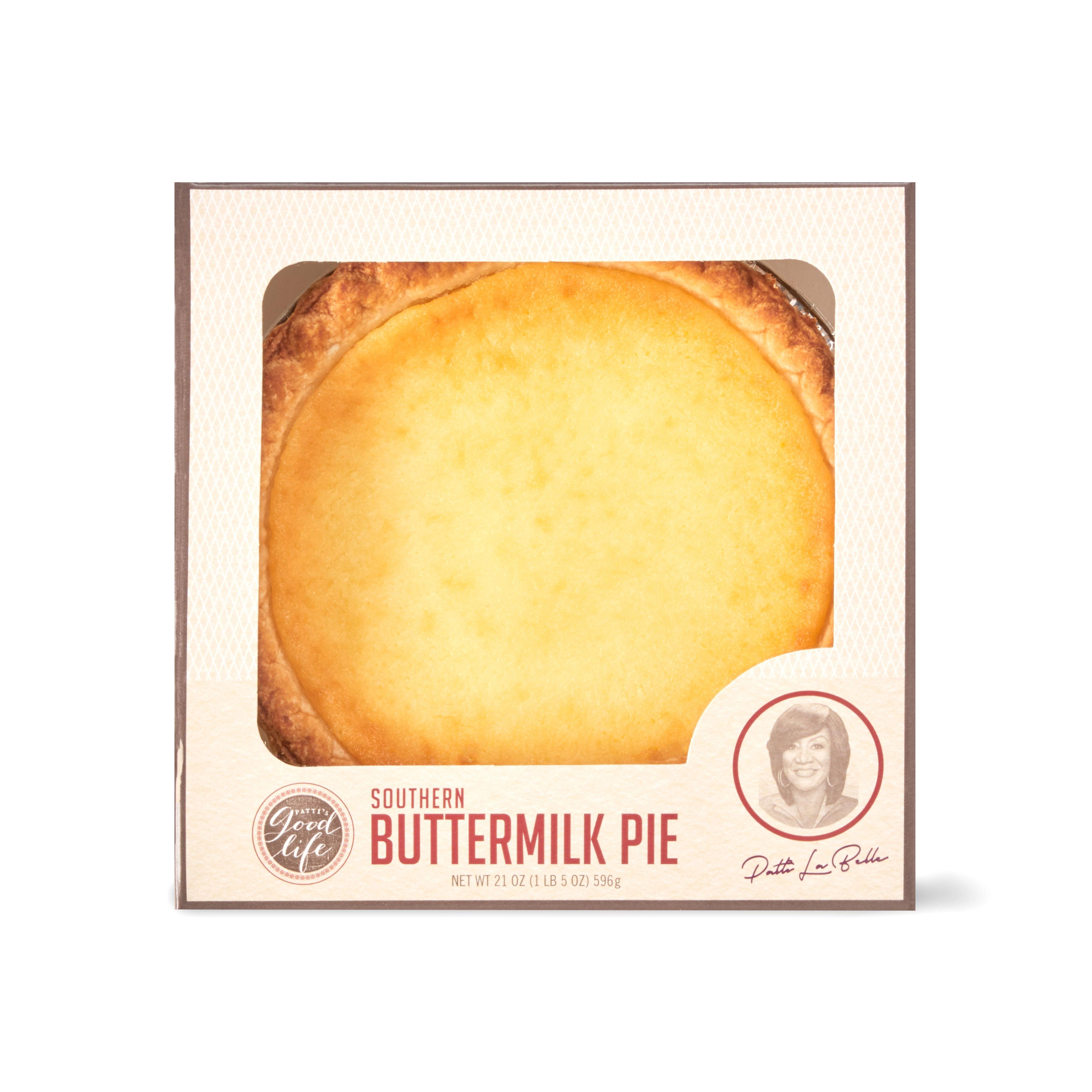 Food Buttermilk Pie Southern Buttermilk Pie Buttermilk