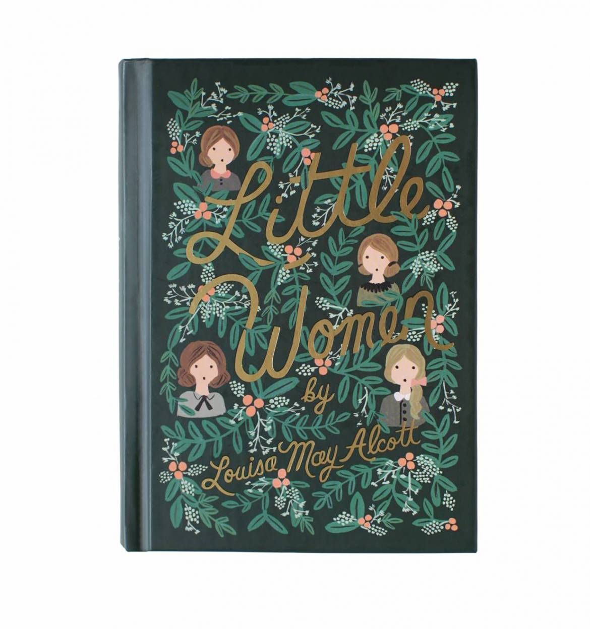 Rifle Paper Co. - Little Women - Hardcover Book Published By Puffin In Bloom With Matching Bookmark