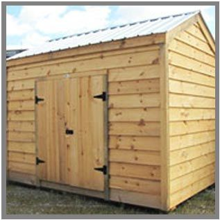 Kits Plans And Prefab Cabins From The Jamaica Cottage Shop Outdoor Storage Sheds Shed Plans Shed