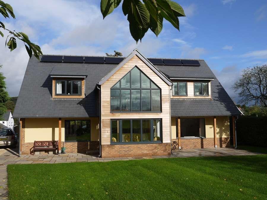 Contemporary Bespoke Potton Self Build Homes Future 2nd Story