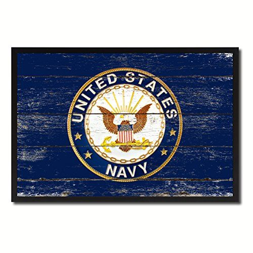 US Navy Seal Flag Military Gift Idea Office Home Wall