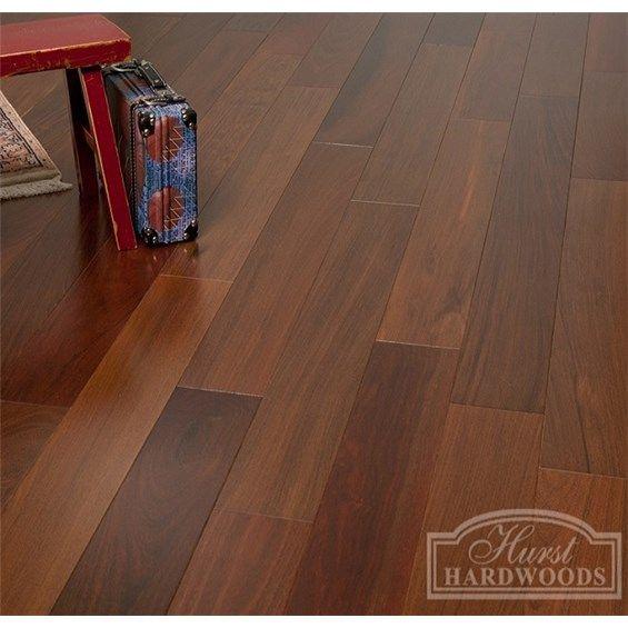 Brazilian Walnut Ipe Clear Grade Prefinished Solid Wood Flooring