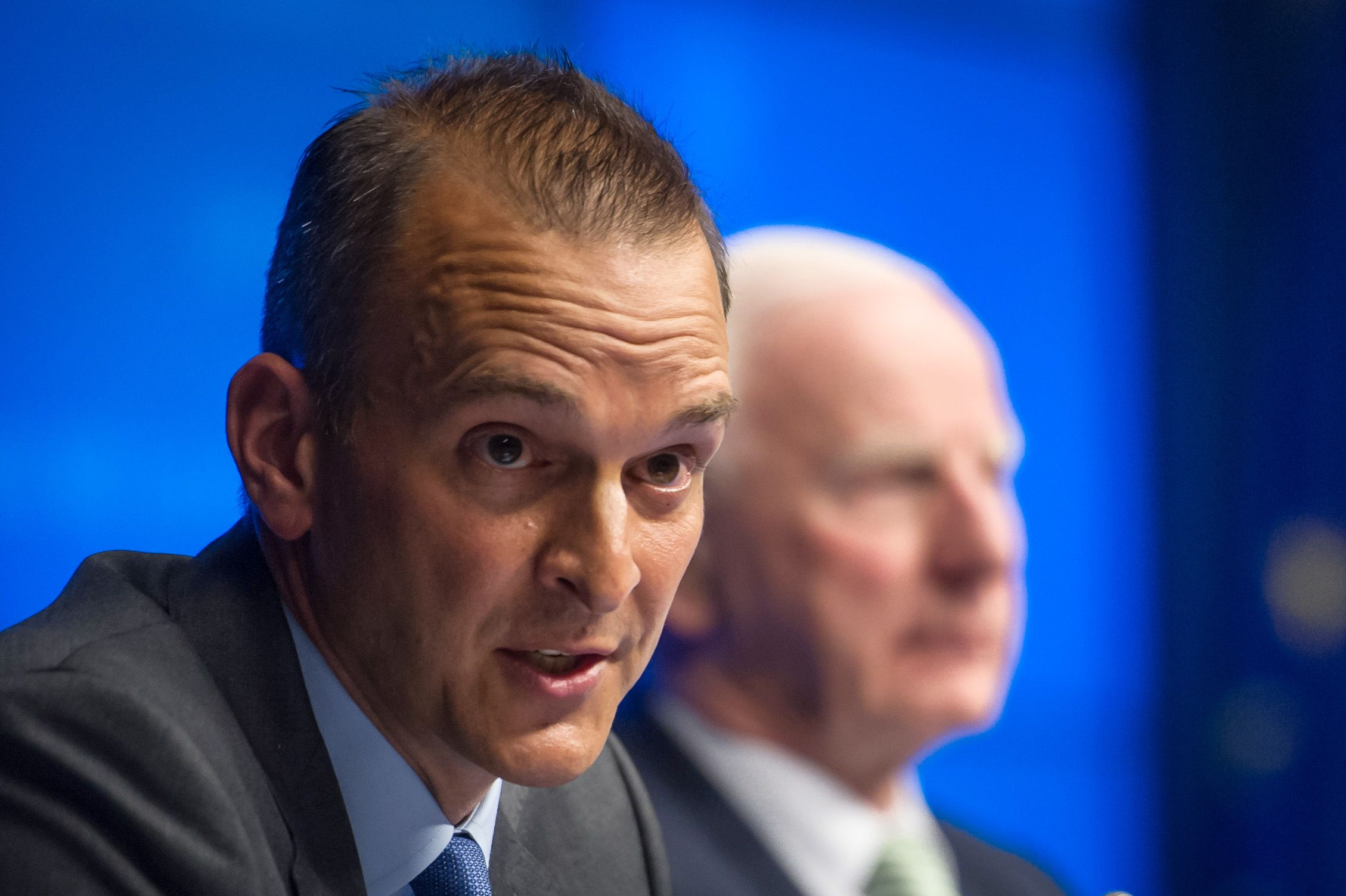 USADA chief: No time to lose for cycling on doping - Tygart the man who brought down Lance Armstrong, said Thursday March 20, 2014 that time is running out for cycling to confront its culture of doping and clean up the sport once and for all. (AP Photo/Geert Vanden Wijngaert, File)