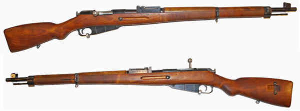 Pin On My Rifles