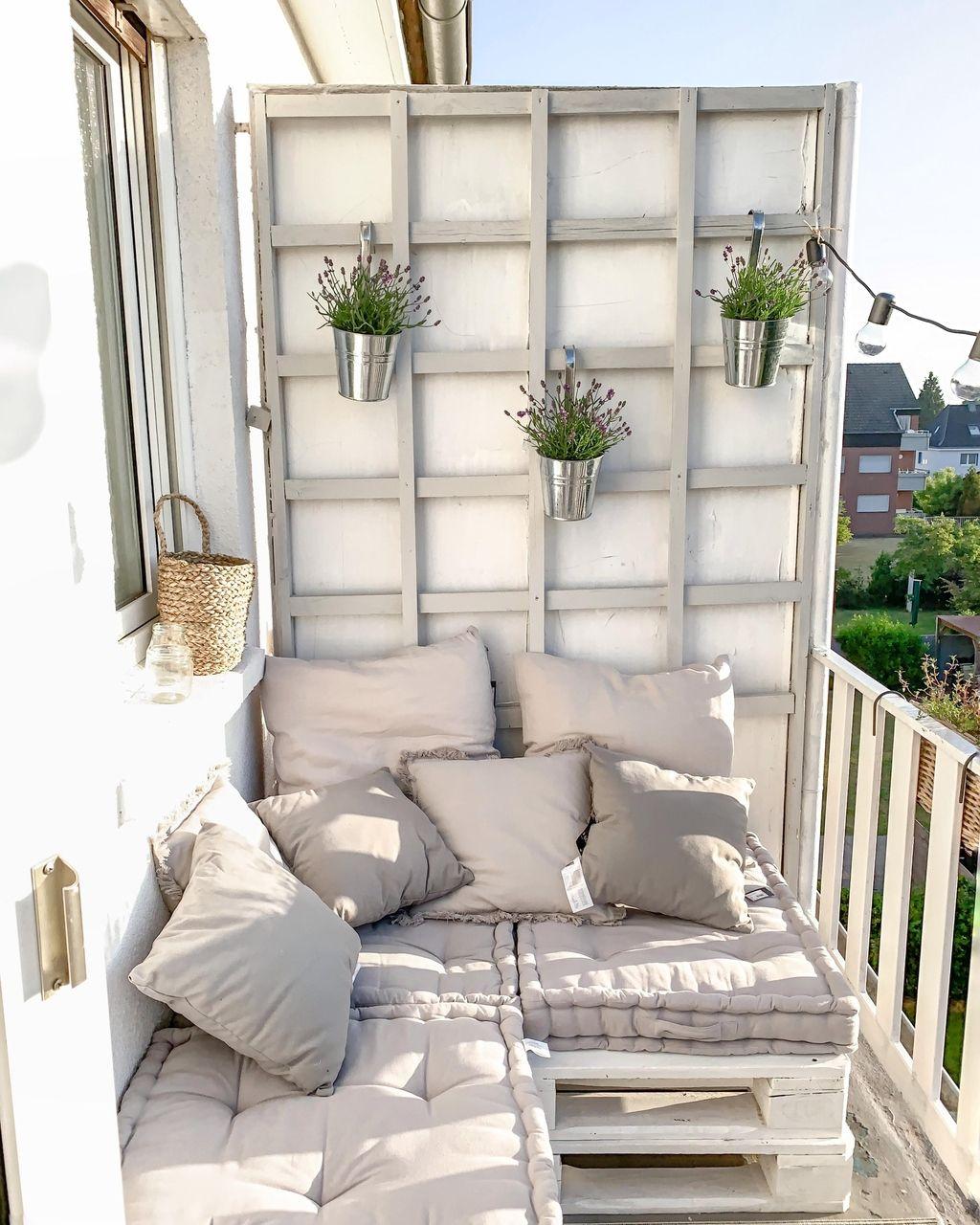 Photo of Unsere Herzstück der Wohnung #balkon #balkonliebe #d…